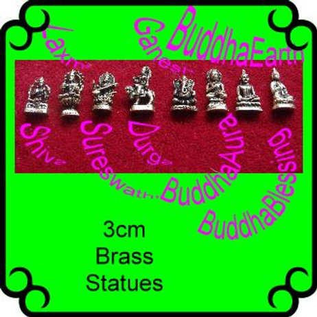 Small Brass Gods