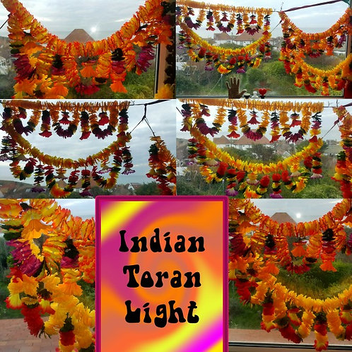 Indian Flower Toran