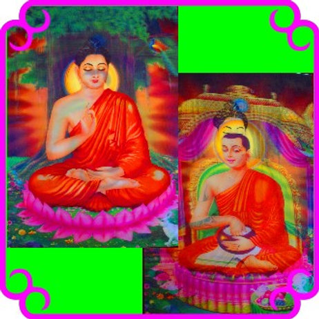 3d Buddha Picture