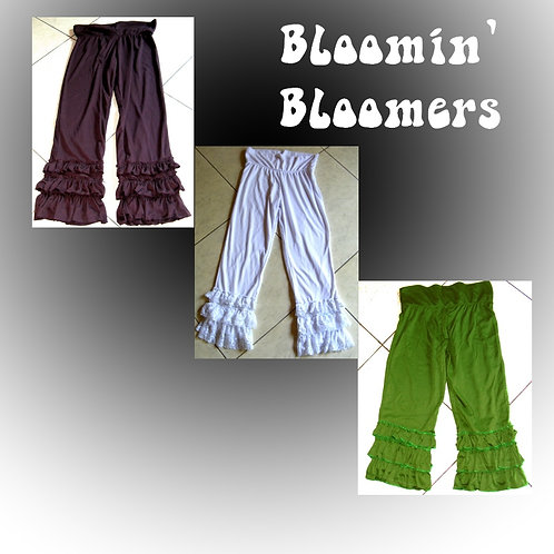 Bloomin' Bloomers
