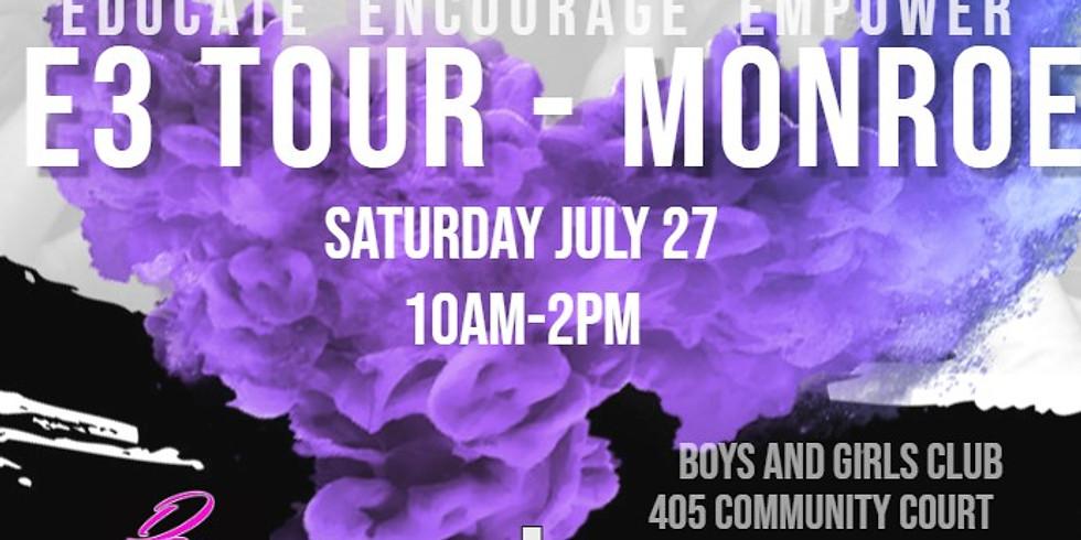 E3 Tour Monroe