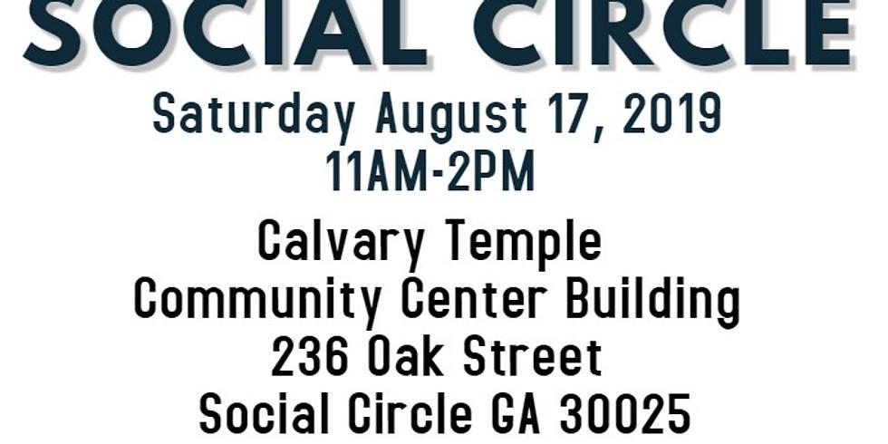 E3 Tour Social Circle