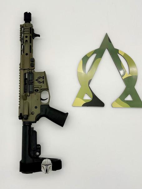 AOA Green 5.56 Pistol
