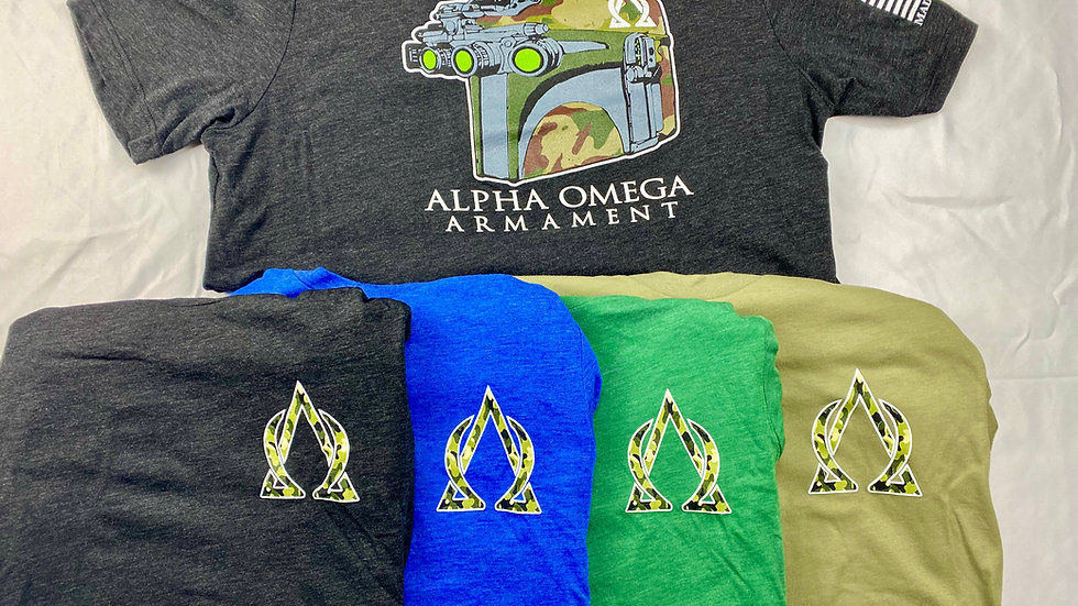 Alpha Omega Armament T-Shirt