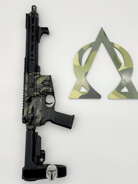 AOA Tiger Stripe Pistol