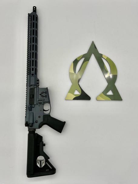 AOA Glock Grey Rifle