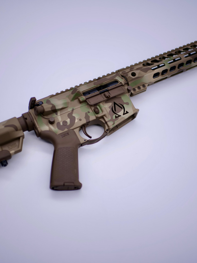 AOA Arid Rifle