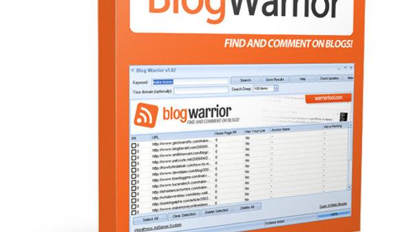 Blog Warrior