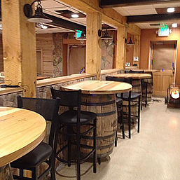 Oak Creek Cafe Arbutus - Dining Room