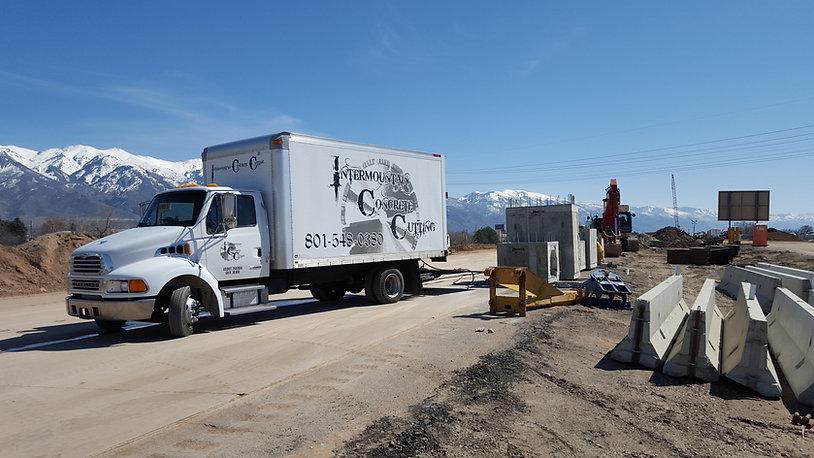 Concrete Cutting,  Utah