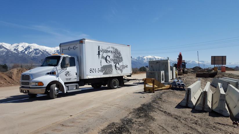 Concrete Cutting Salt Lake City Utah