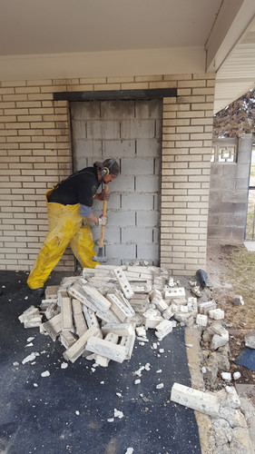 Concrete Cutting, Breaking and Demolition