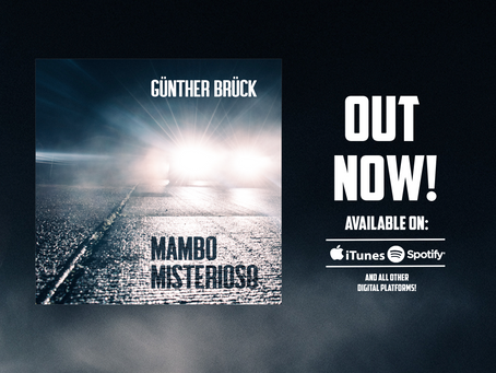 Günther Brück comes to Walboomers Music with his lates Latin Jazz tune 'Mambo Misterioso!