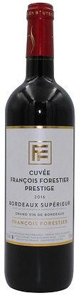 Bordeaux Supérieur, cuvée François Forestier Prestige AOC 2016