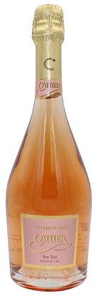 Champagne Cattier Brut Rosé 1er Cru AOC