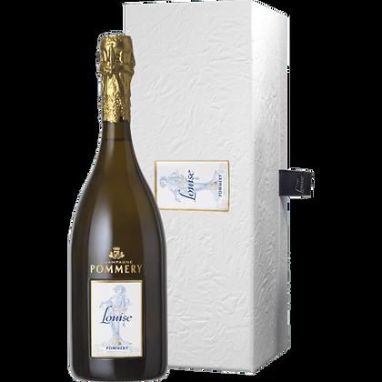 Champagne La Louise en coffret 2004 AOC