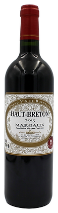 Margaux Haut Breton AOC 2015