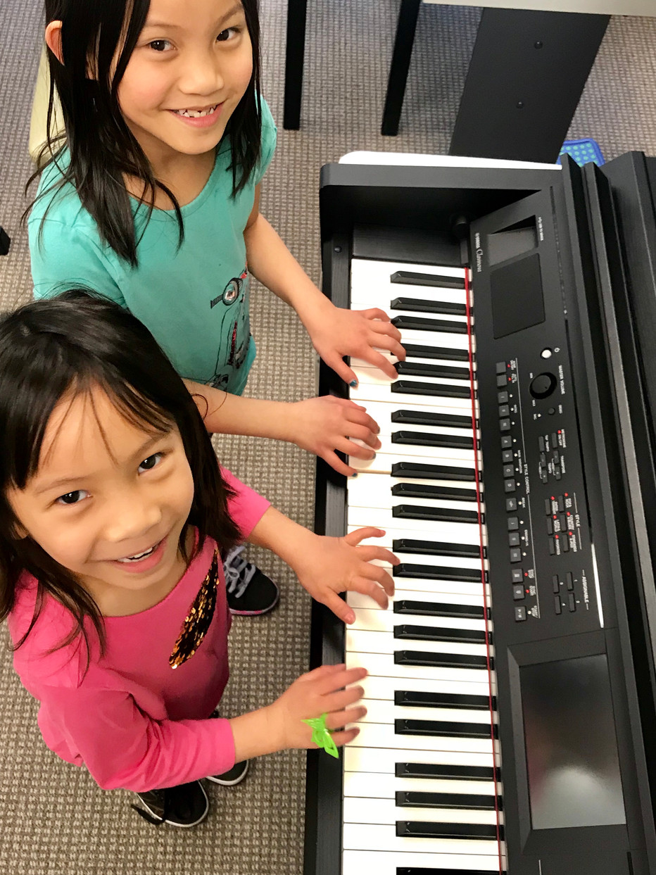 Student Spotlight: Vivian and Lily Nguyen