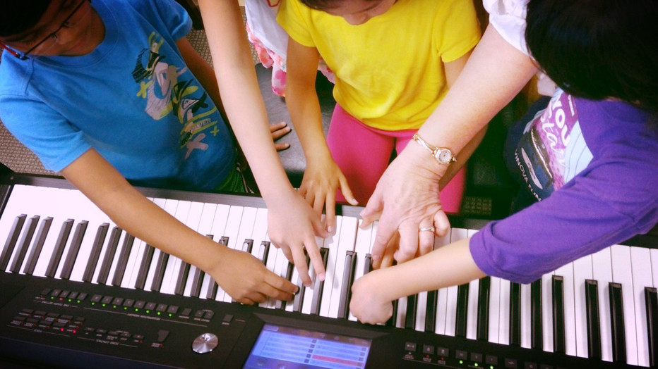 Time Article Shares the Benefits of Piano Lessons