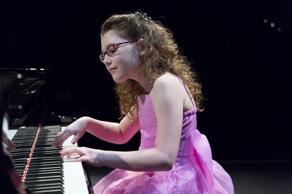 Three EVYMS Students Chosen to Perform at 2016 National Junior Original Concert