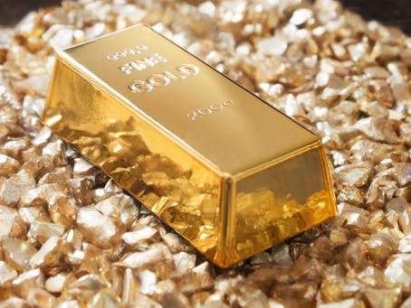 Gold lifts above $1300 an ounce