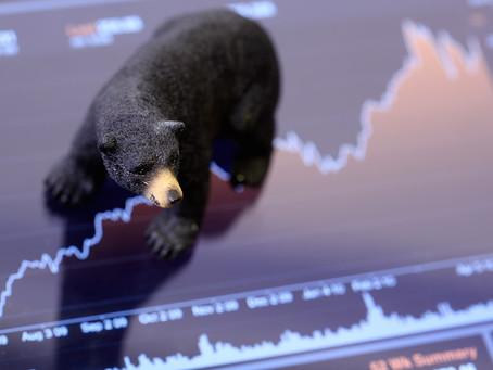 "Oil enters ""Bear market"" territory"