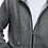Thumbnail: Hoodie Jacket with Special Textured Fabric