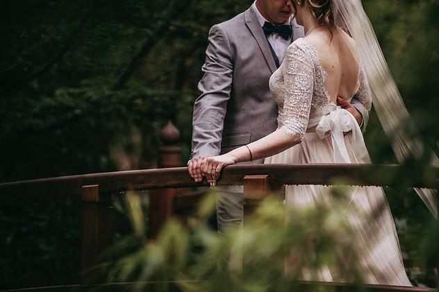 Laura and Keenan Wedding - Tulle and Twe