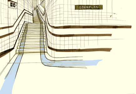 Odenplan steps