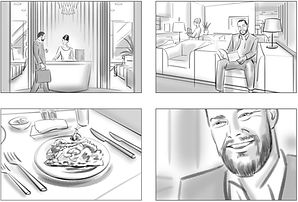 sally pring london storyboard artist storyboards drawing