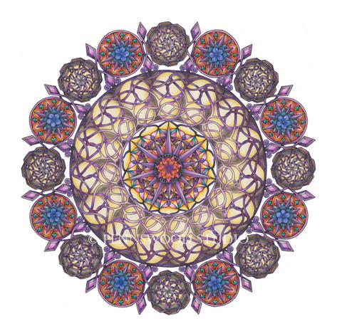 Amethyst Aura