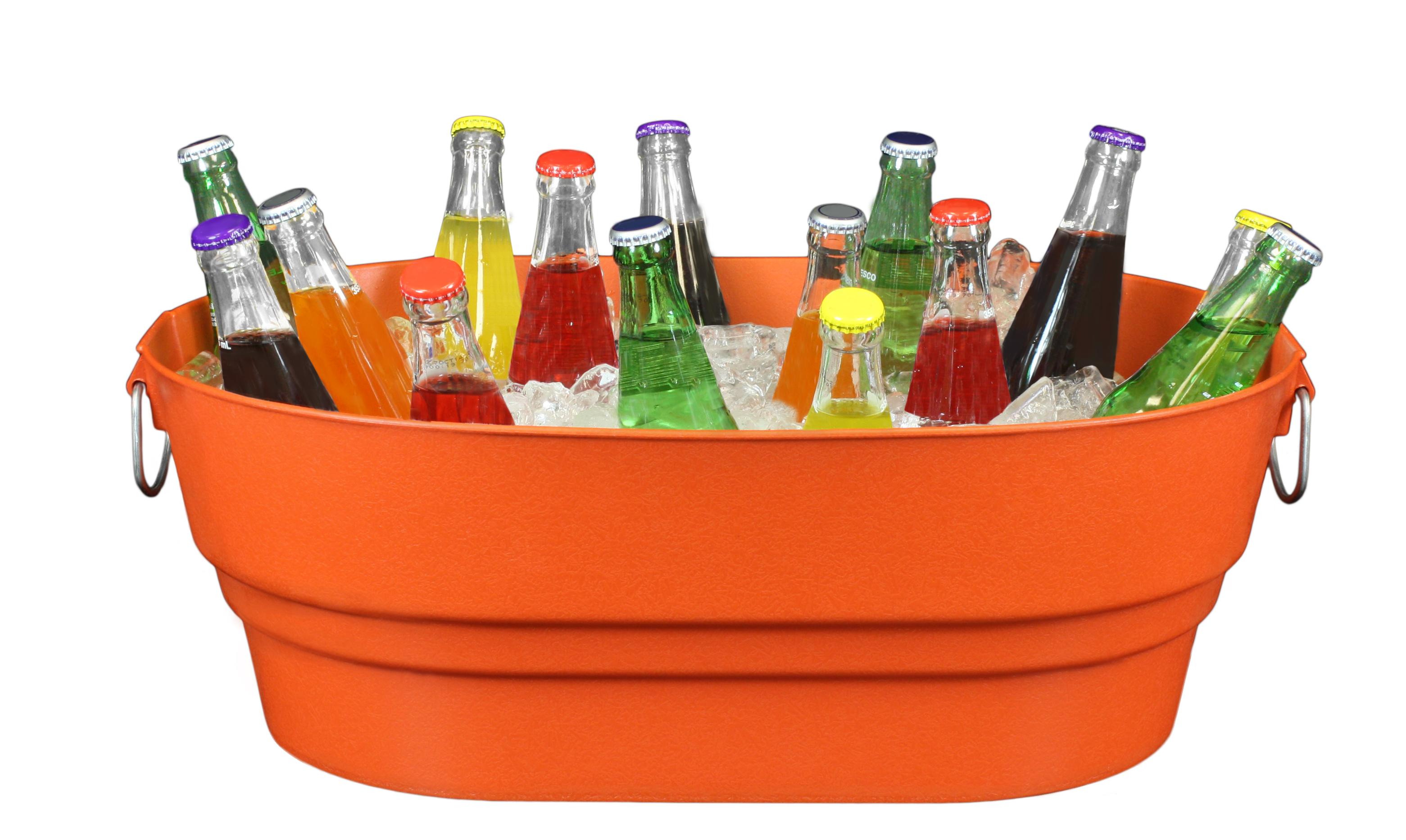 Tub Beverage Holder