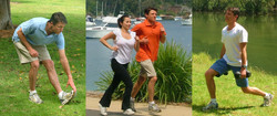 Personal Trainer Ash Radford Fitness Program Frenchs Forest
