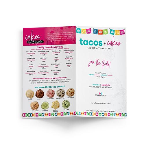 Two-Fold Brochure