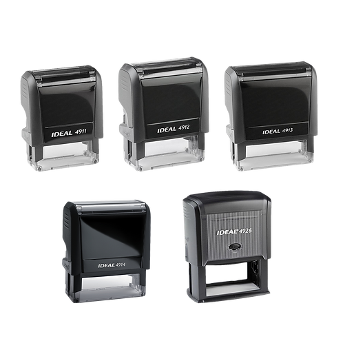 Self-Ink Stamps | Ideal®