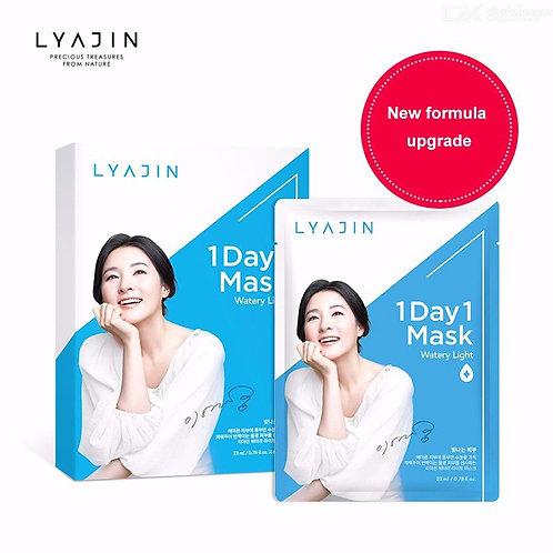 6Pcs/Box Facial Repair Masks