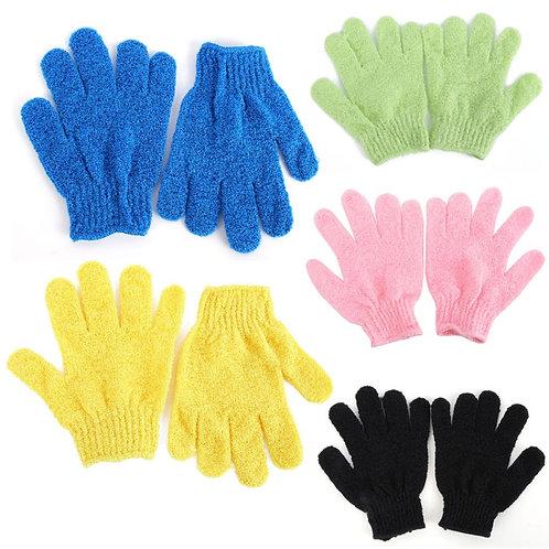 Shower Exfoliating Bath Gloves