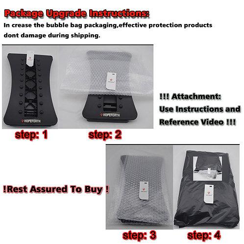 Back Massage Lumbar Support