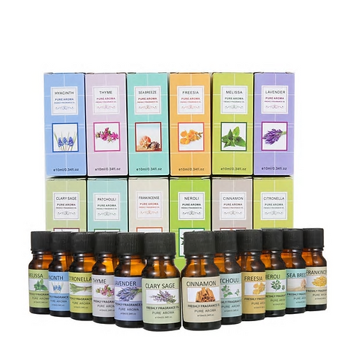Essential Oils For Aromatherapy Diffusers Pure Essential Oils Organic Body Massa