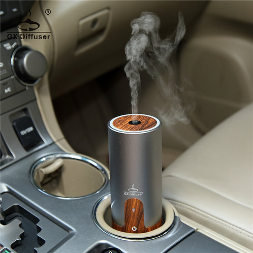 Portable Car Essential Oil Diffuser Humidifier