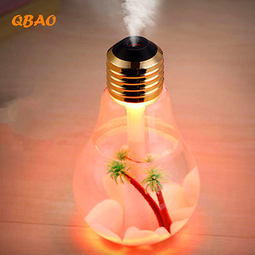 400ML Bulb Essential Oil Diffusor