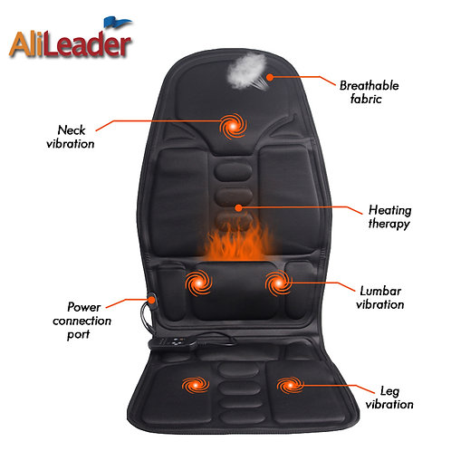 Car Heating Massage Cushion Seat