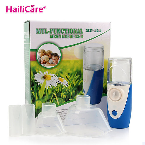 Portable Respirator Inhaler Nebulizer