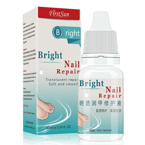 Bacteria and Fungus Nail Treatment