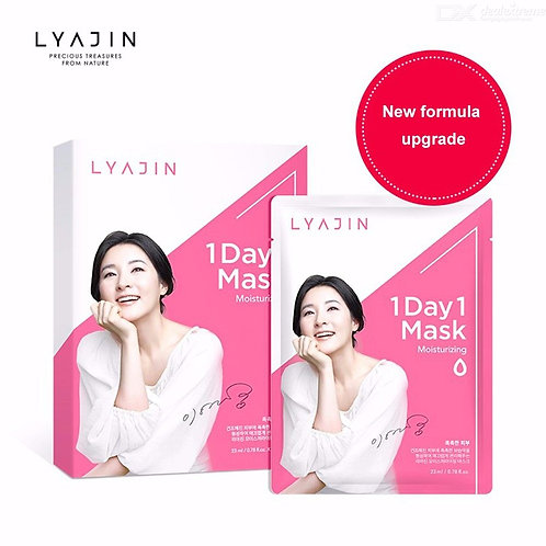 6Pcs/Box Facial Moisture Masks