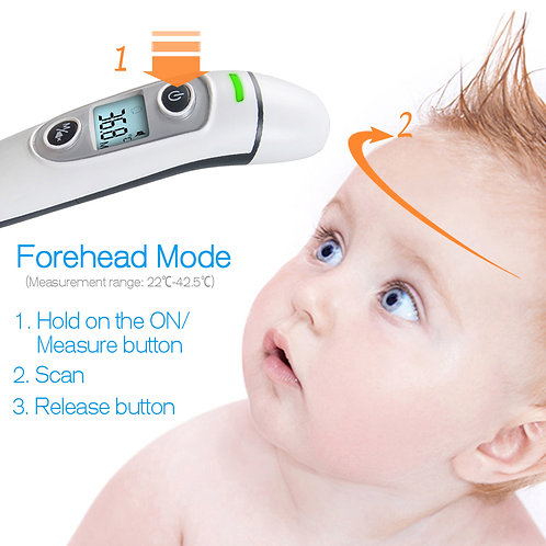 Memory Digital Thermometer