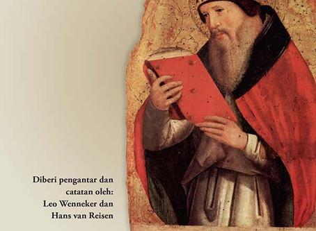 Resensi: Membangun di Atas Bukit Batu: Uraian mengenai Khotbah di Bukit (Aurelius Augustinus)