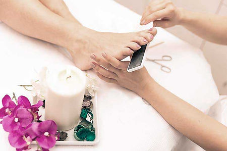 Angles pedicure treatments in Kenilworth