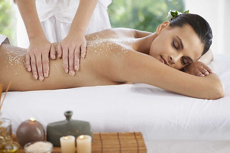 Angles body massage treatments in Kenilworth