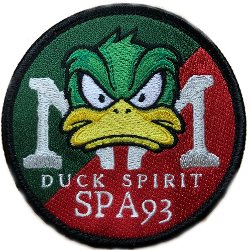 Patch SPA 93 Duck Spirit